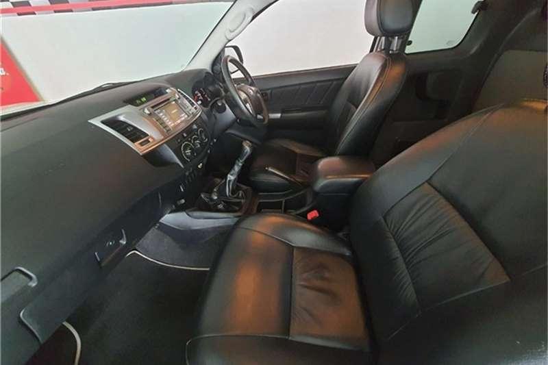 2015 Toyota Hilux Hilux 3.0D-4D Xtra cab 4x4 Raider Legend 45