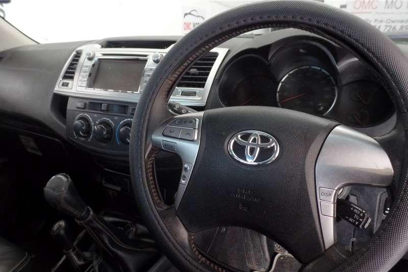 Used 2015 Toyota Hilux 3.0D 4D Xtra cab 4x4 Raider Legend 45