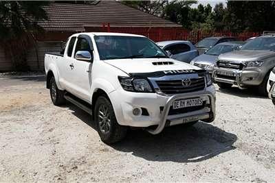 Toyota Hilux 3.0D 4D Xtra cab Raider 2012