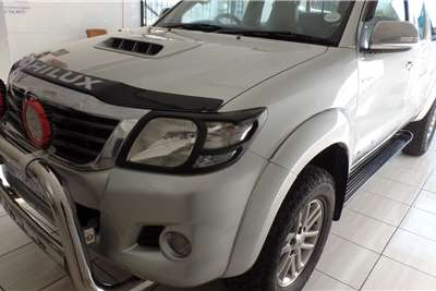Used 2012 Toyota Hilux 3.0D 4D Xtra cab Raider