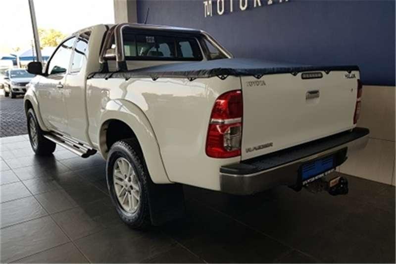 Toyota Hilux 3.0D-4D Xtra cab Raider 2014