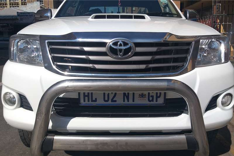 Used 2014 Toyota Hilux 3.0D 4D Xtra cab Raider