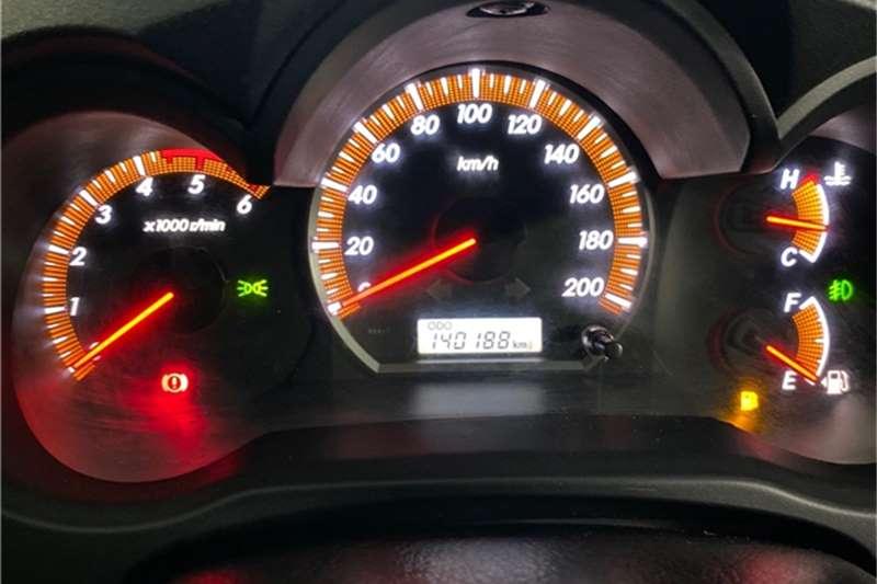 2014 Toyota Hilux Hilux 3.0D-4D Xtra cab Raider