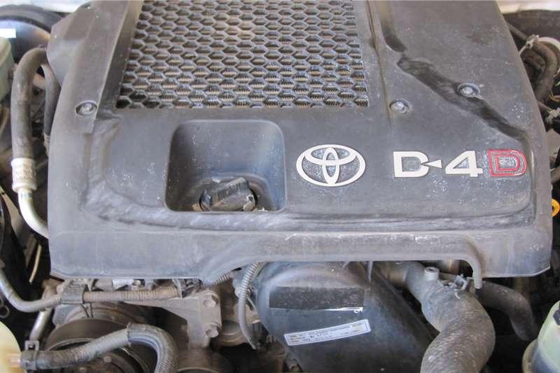 Toyota Hilux 3.0D 4D Xtra cab Raider 2015