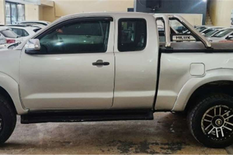 Used 2015 Toyota Hilux 3.0D 4D Xtra cab Raider