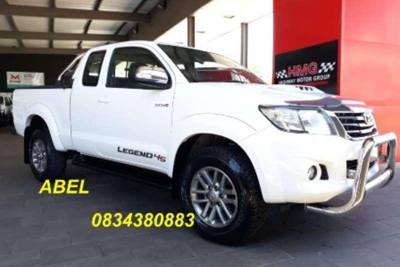 Toyota Hilux 3.0D 4D Xtra cab Raider Legend 45 2014