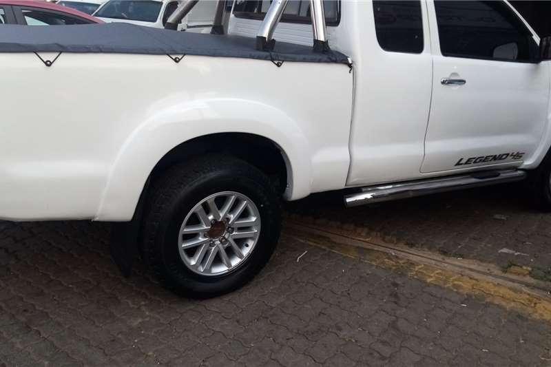 Used 2014 Toyota Hilux 3.0D 4D Xtra cab Raider Legend 45