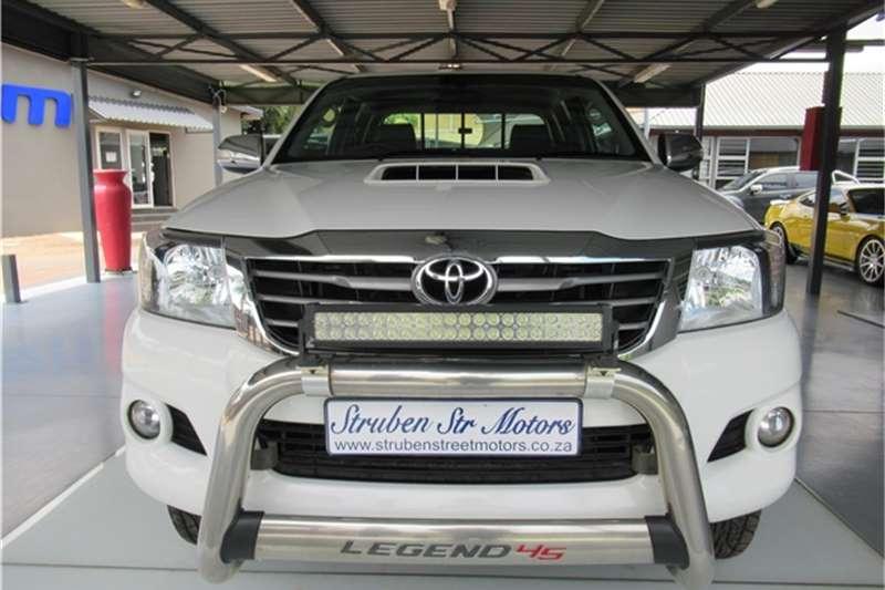 Toyota Hilux 3.0D-4D Xtra cab Raider Legend 45 2015