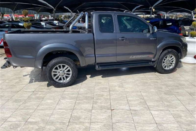 Used 2015 Toyota Hilux 3.0D 4D Xtra cab Raider Legend 45