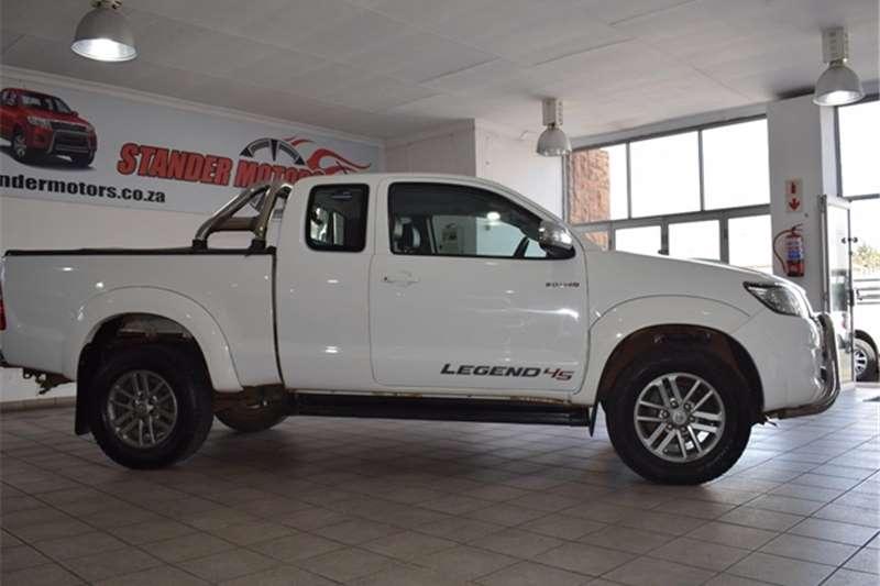 Used 2015 Toyota Hilux 3.0D 4D Xtra cab Raider Legend 45