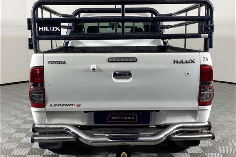 2015 Toyota Hilux Hilux 3.0D-4D Xtra cab Raider Legend 45