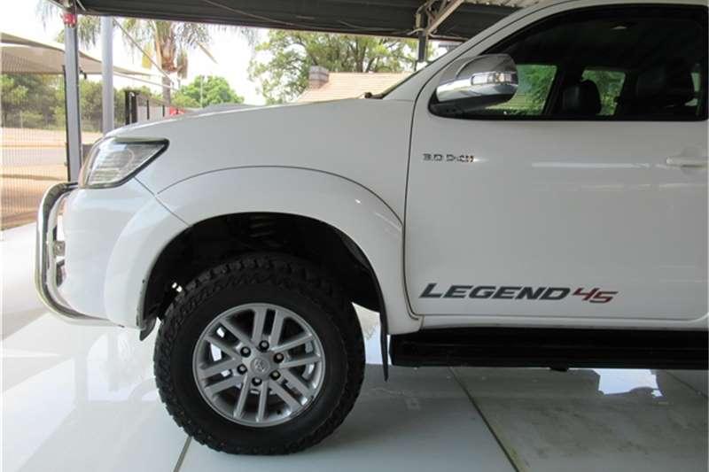 2016 Toyota Hilux Hilux 3.0D-4D Xtra cab Raider Legend 45