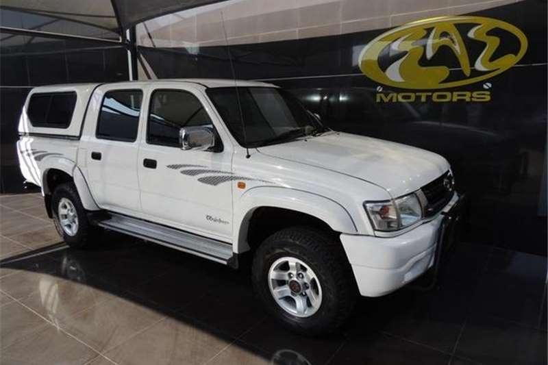 Toyota Hilux 3.0KZ TE  4x4 Raider 2002