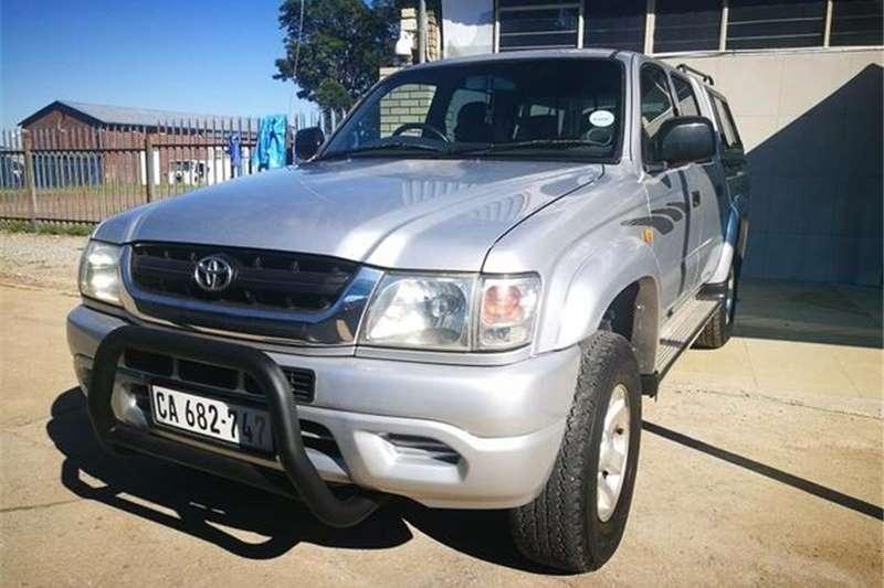 Toyota Hilux 3.0KZ TE Raider 2002