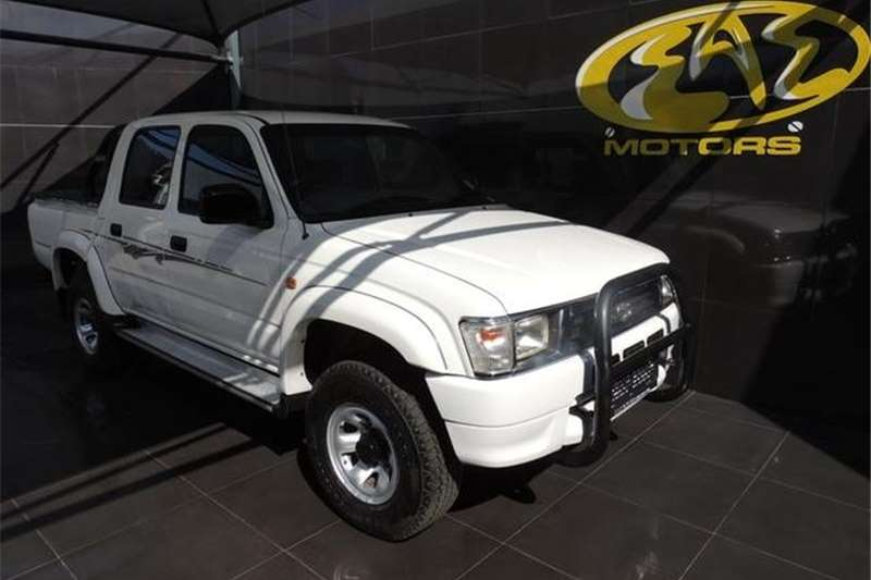 Toyota Hilux 3000KZ TE Raider 2001