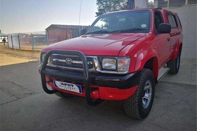 Toyota Hilux 3000KZ TE Raider 2002