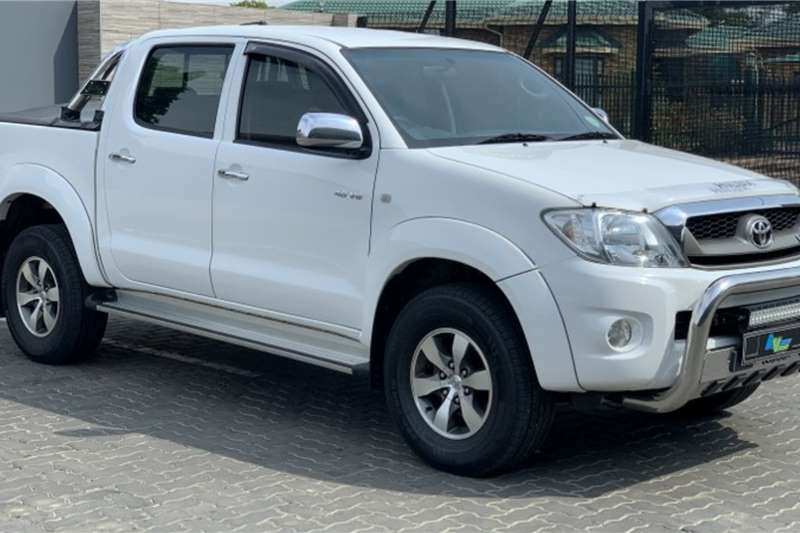 Toyota Hilux 4.0 2010