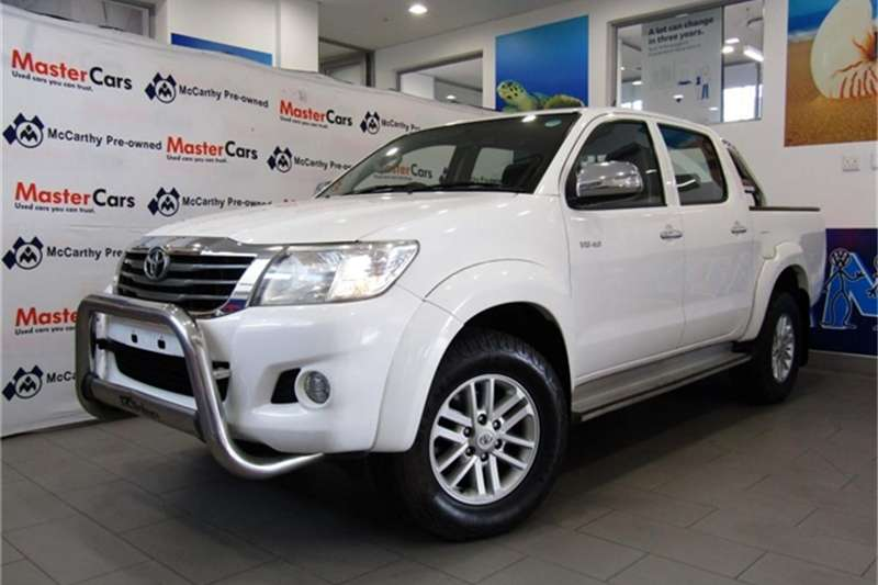 Toyota Hilux 4.0 V6 double cab 4x4 Raider 2013