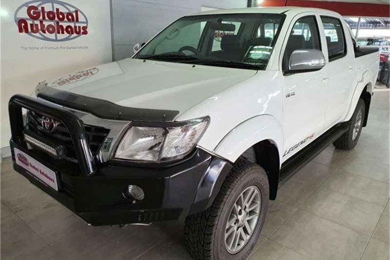 Toyota Hilux 4.0 V6 double cab 4x4 Raider Legend 45 2015
