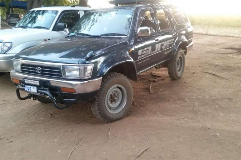 Toyota Hilux 4.0 V6 double cab Raider 1994
