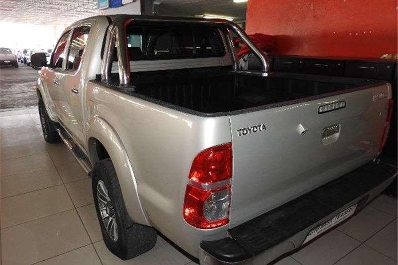 Toyota Hilux 4.0 V6 double cab Raider 2012