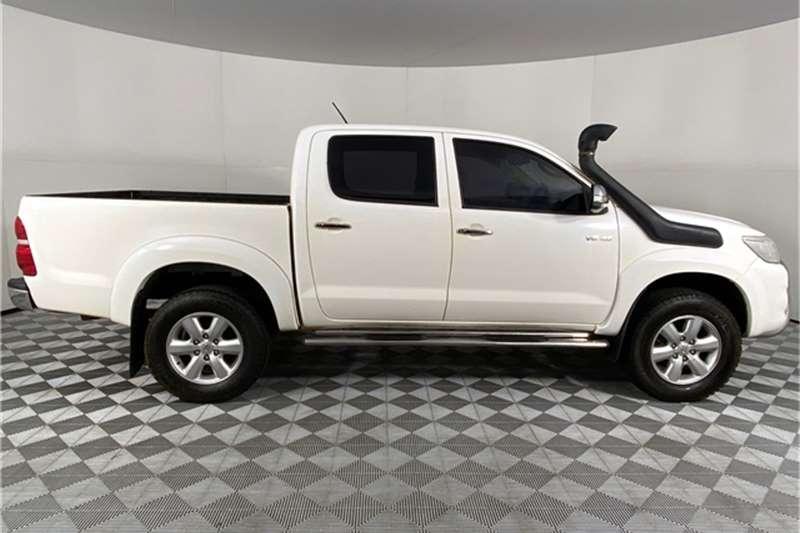 2012 Toyota Hilux Hilux 4.0 V6 double cab Raider