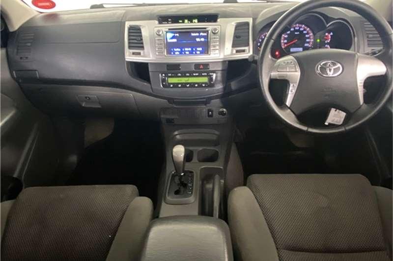 2013 Toyota Hilux Hilux 4.0 V6 double cab Raider