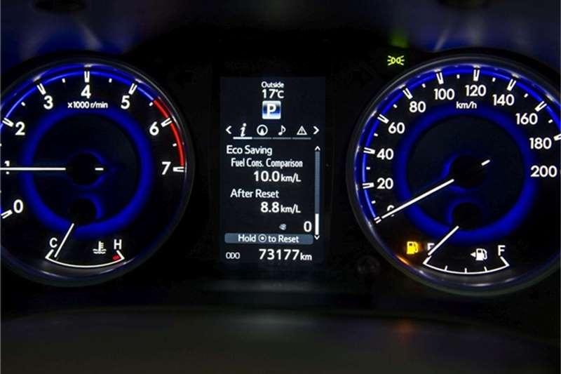 Toyota Hilux 4.0 V6 double cab Raider 2017