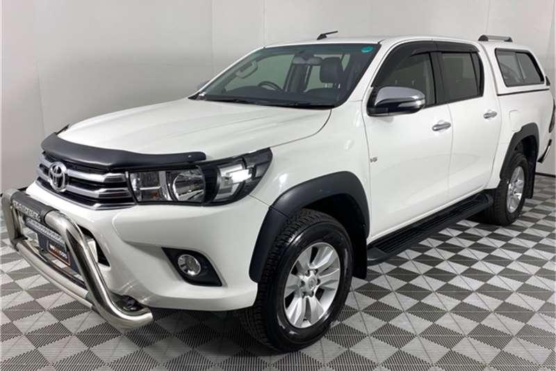 Used 2017 Toyota Hilux 4.0 V6 double cab Raider