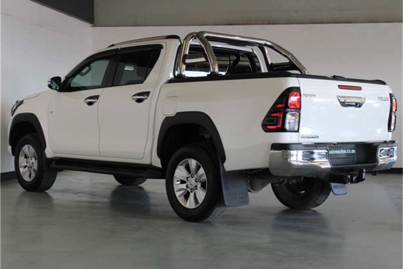 Toyota Hilux 4.0 V6 double cab Raider 2018