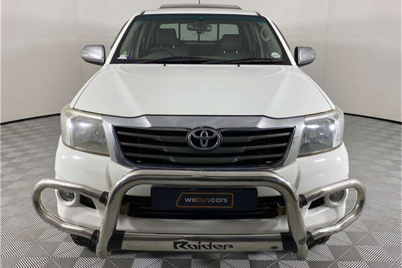 2012 Toyota Hilux Hilux 4.0 V6 double cab Raider Heritage Edition