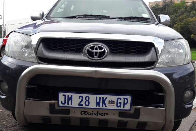 Toyota Hilux Double Cab 2.5 D4D 2011