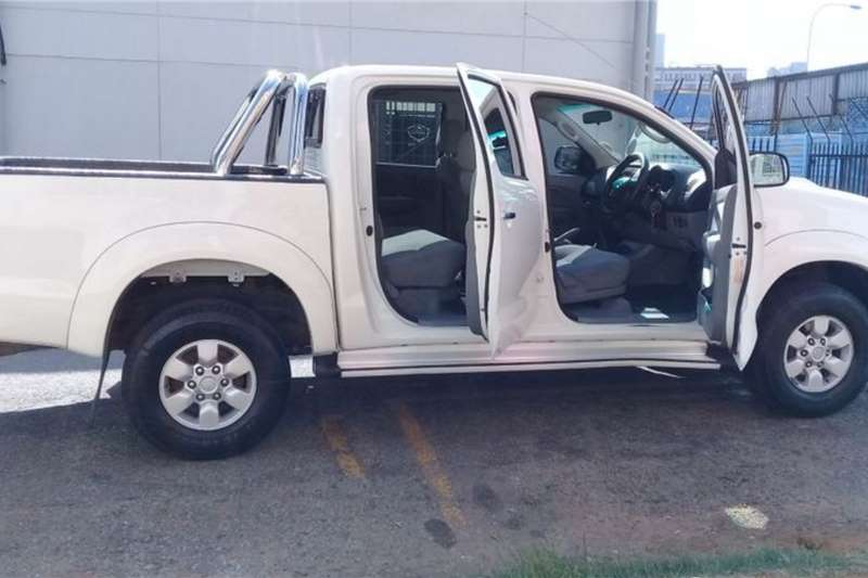 Used 2012 Toyota Hilux Double Cab