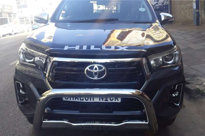 Toyota Hilux Double Cab 2.8 GD6 4X4 2018