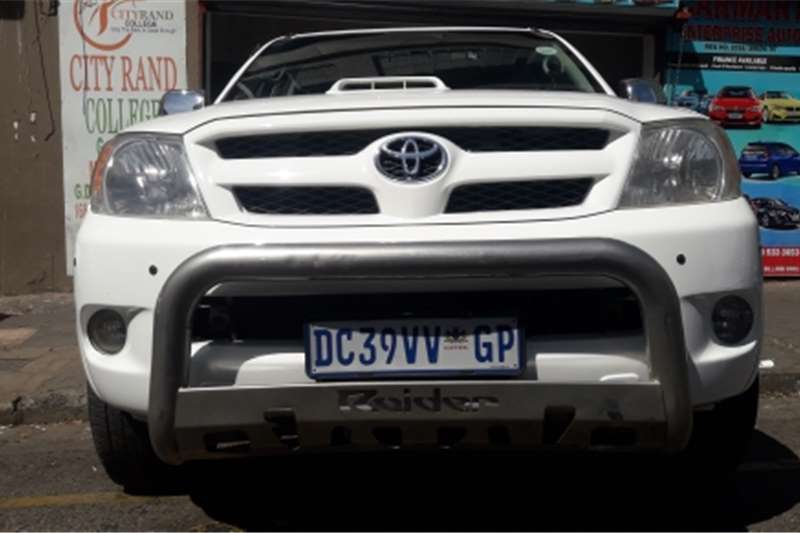 Toyota Hilux Double Cab 2005