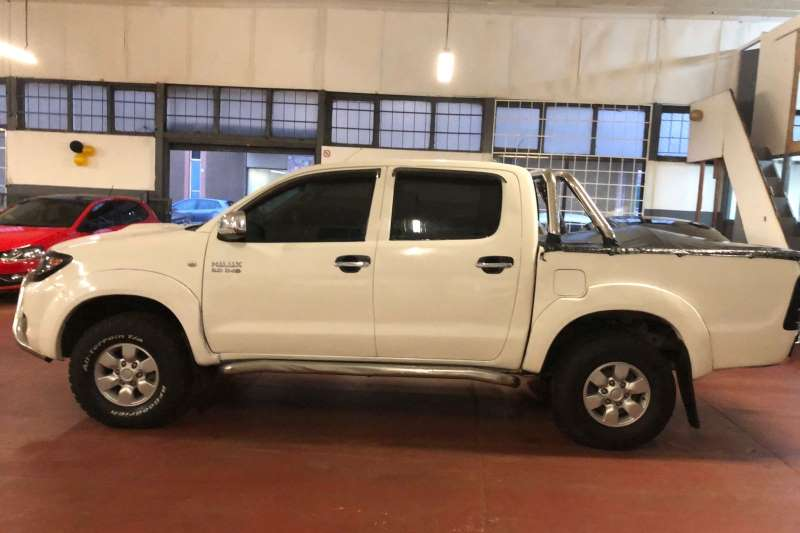 Used 2007 Toyota Hilux Double Cab