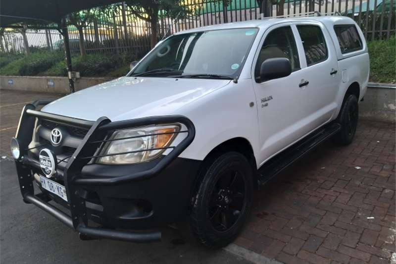 Used 2008 Toyota Hilux Double Cab
