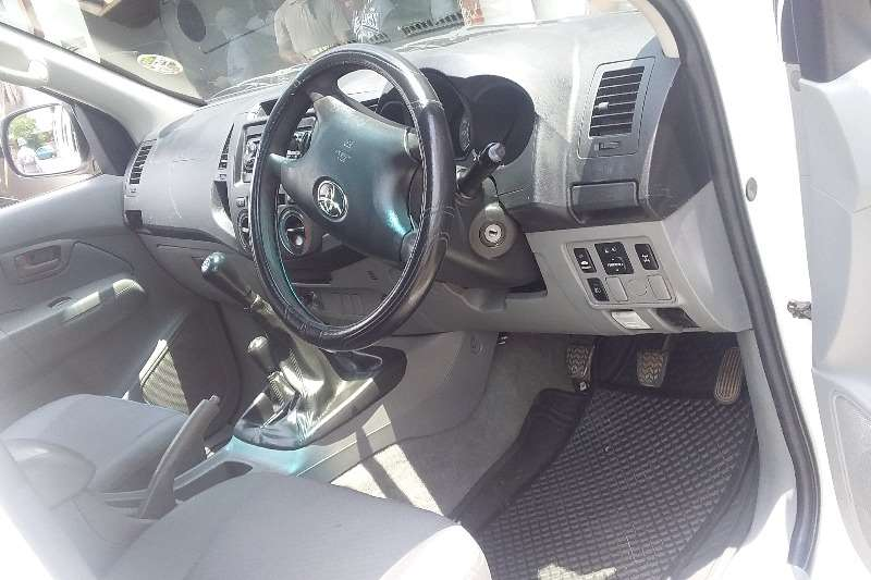 Toyota Hilux Double Cab 2010