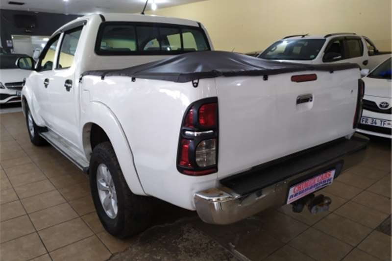 Used 2011 Toyota Hilux Double Cab