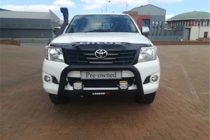 Toyota Hilux Double Cab 2013