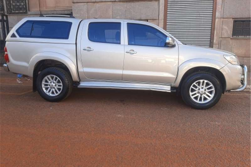 Used 2013 Toyota Hilux Double Cab