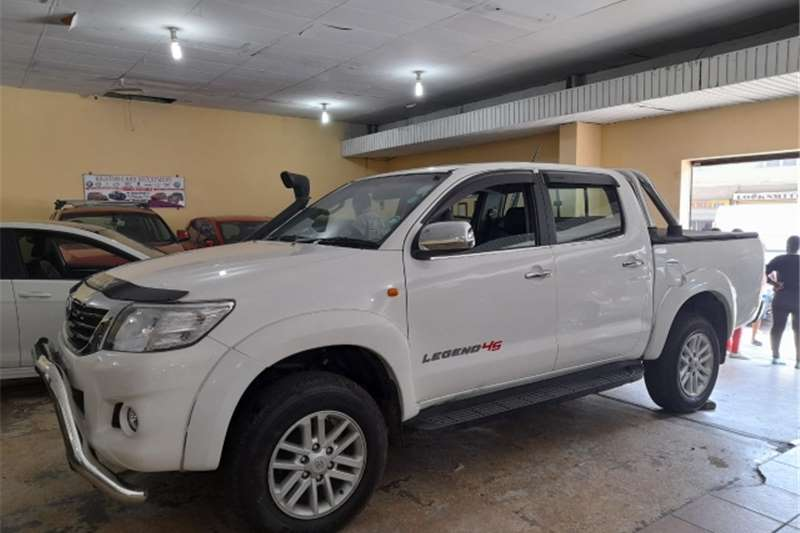 2016 Toyota Hilux double cab