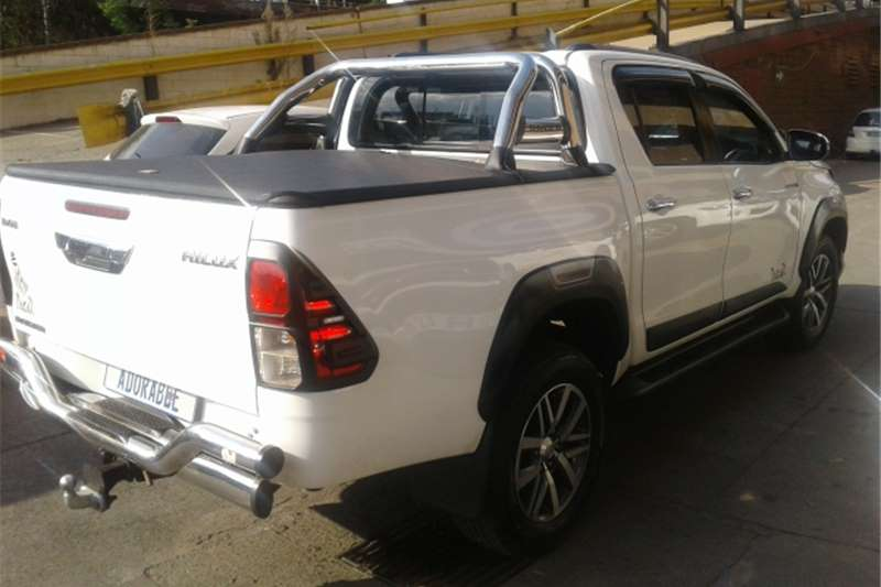 Used 2017 Toyota Hilux Double Cab