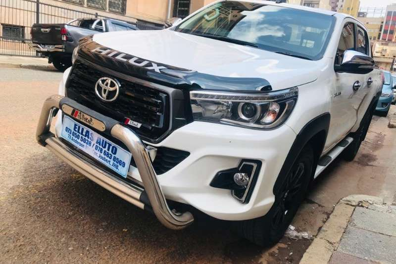 Toyota Hilux Double Cab 2018