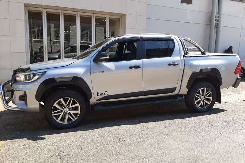 Used 2018 Toyota Hilux Double Cab