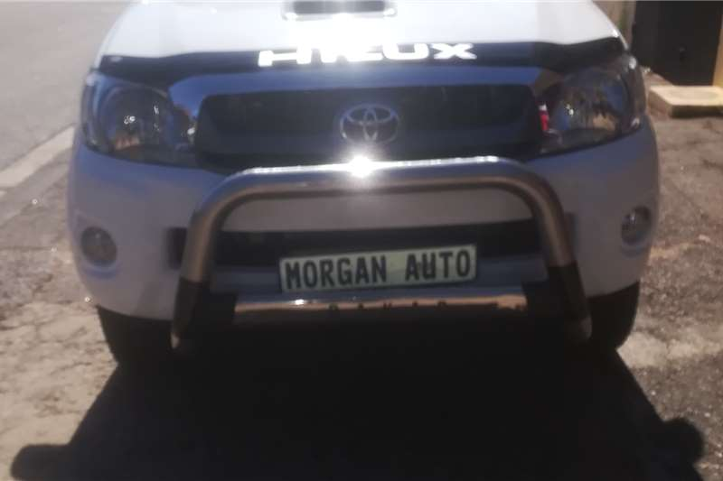 Toyota Hilux Double Cab 3.0 2011