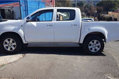 Used 2010 Toyota Hilux Double Cab