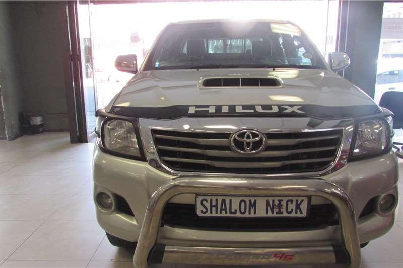 Toyota Hilux Double Cab 3,0 D4D 2013