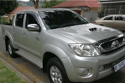 Toyota Hilux Double Cab 3.0 d4d 4x2 2008