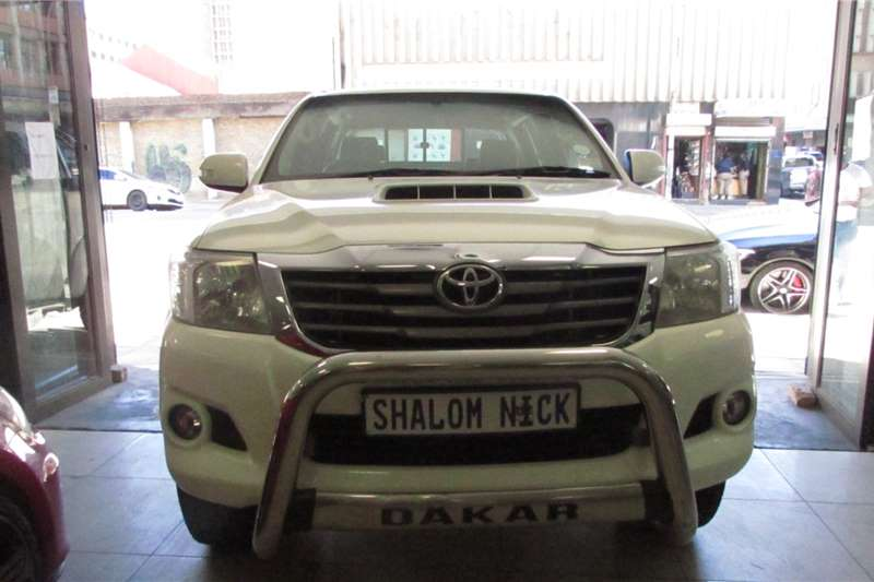 Toyota Hilux Double Cab 3.0 D4D 4x2 2014